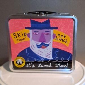 Einstein Brothers Bagels lunchbox